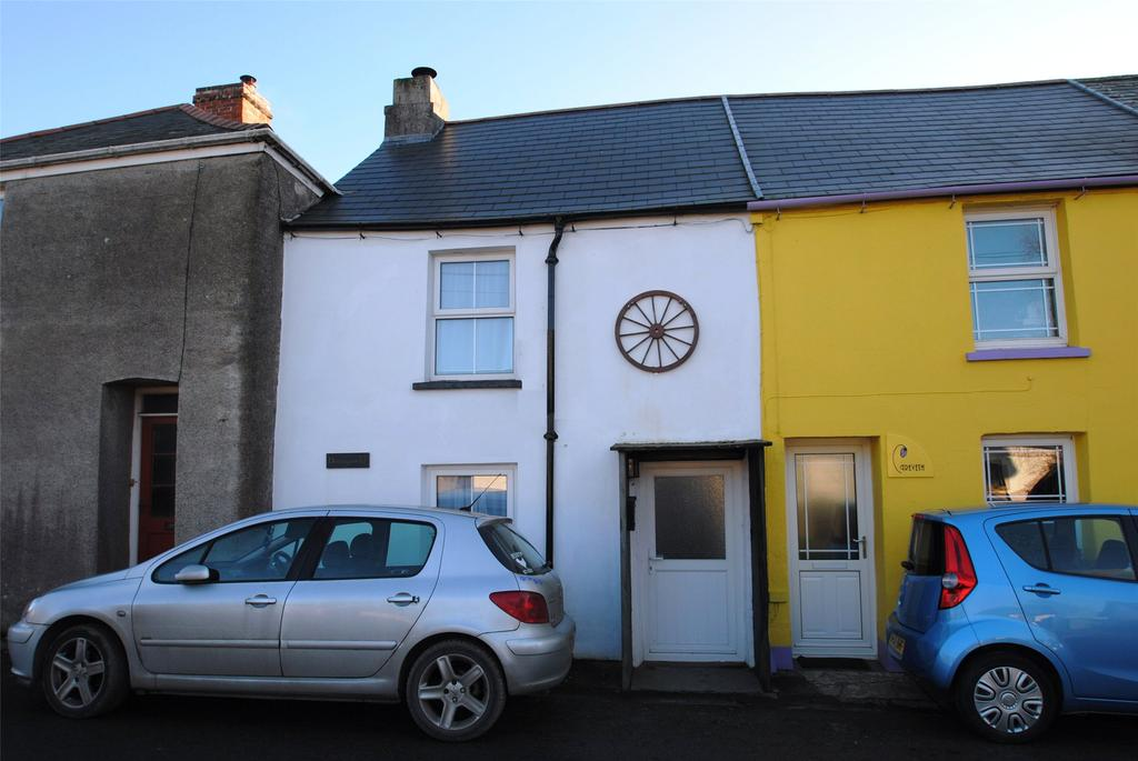 2 Bedrooms Terraced House for sale in South Petherwin, Launceston