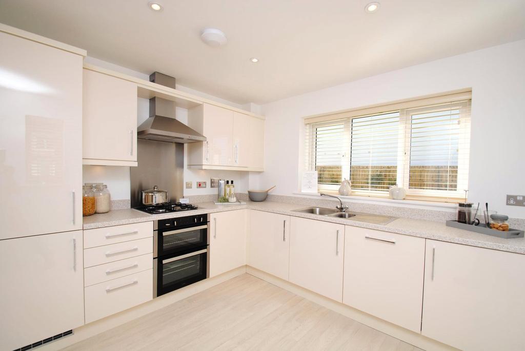 4 Bedrooms Detached House for sale in Mead Park, Bickington