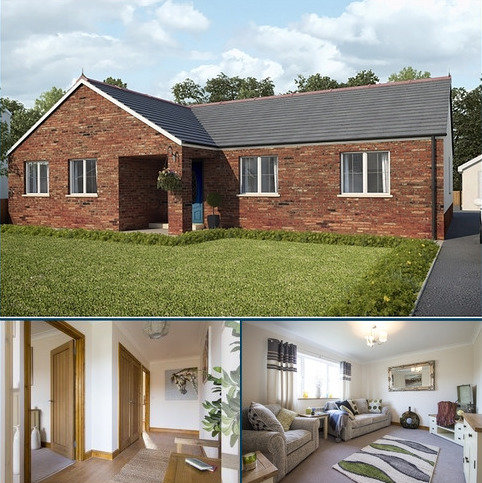 3 bedroom detached bungalow for sale - Plot 5 Maes Y Llewod, Bancyfelin, Carmarthen, Carmarthenshire