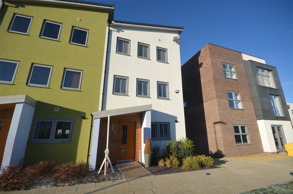 4 Bedrooms Terraced House for sale in The Staithes
