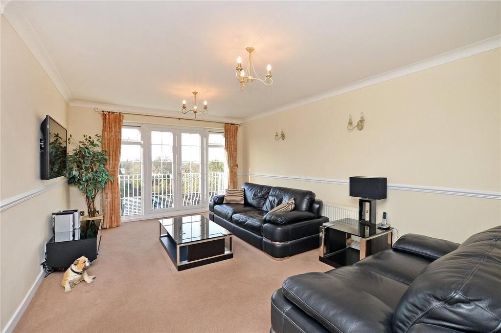 2 Bedrooms Flat for sale in Tansley Court, 194 Woodcote Road, Wallington, SM6