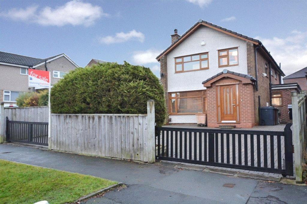 5 Bedrooms Detached House for sale in Holmwood Avenue, Leeds, West Yorkshire