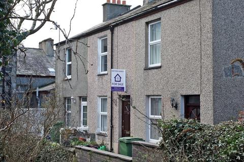3 bedroom terraced house for sale - The Crescent, Bangor, North Wales