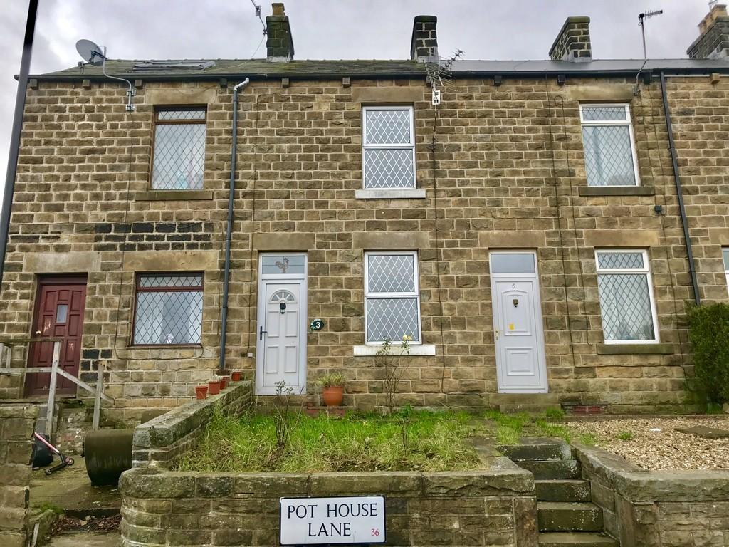2 Bedrooms Terraced House for sale in Pot House Lane Stocksbridge Sheffield
