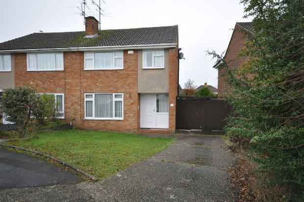 3 Bedrooms Semi Detached House for sale in Caldbeck Drive, Woodley, Reading,