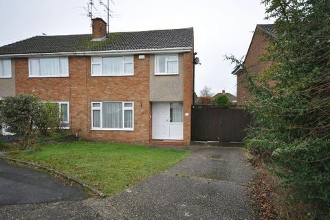 3 bedroom semi-detached house for sale - Caldbeck Drive, Woodley, Reading,
