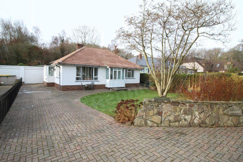 3 Bedrooms Detached Bungalow for sale in Catsash Road, Langstone, Newport