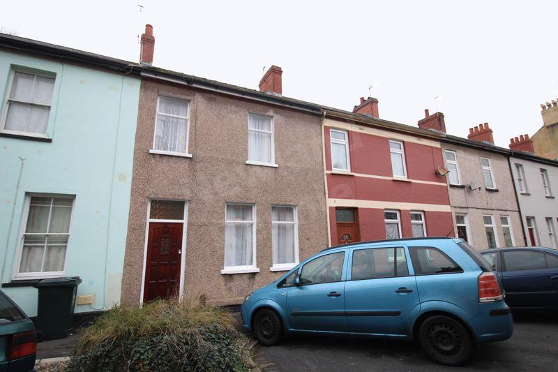 4 Bedrooms Terraced House for sale in Dolphin Street, Newport