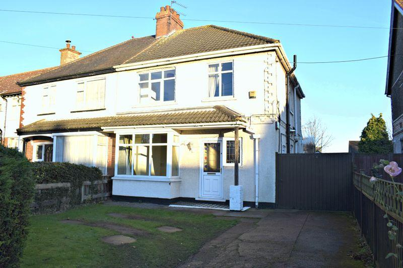 3 Bedrooms Semi Detached House for sale in Ashby Road, Scunthorpe