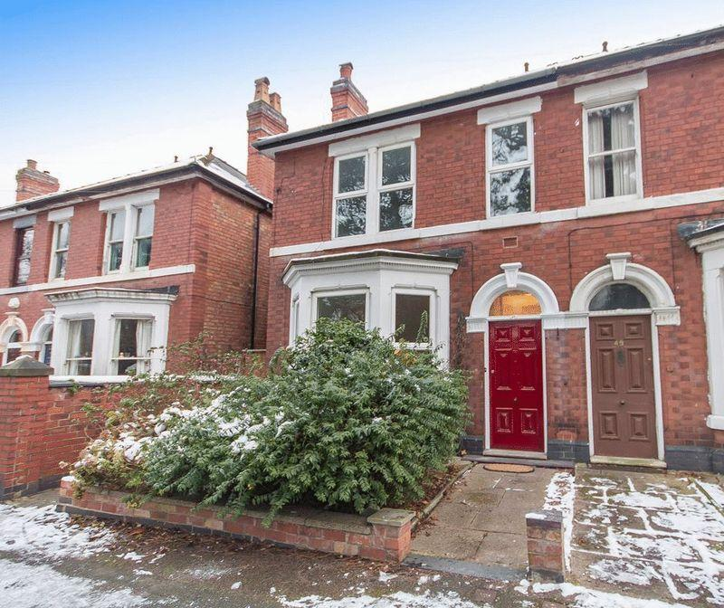 4 Bedrooms Semi Detached House for sale in WHITAKER ROAD, DERBY