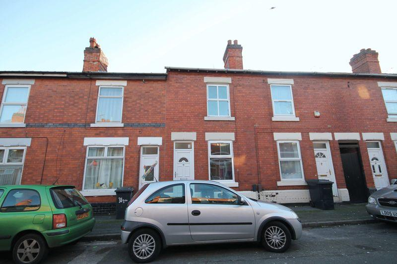 2 Bedrooms Terraced House for sale in THORN STREET, DERBY
