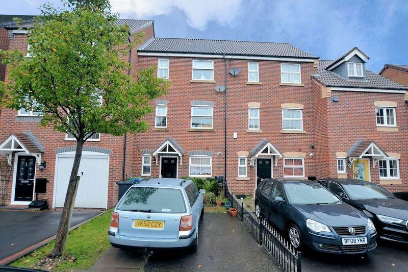 3 Bedrooms Town House for sale in Anchor Drive, Tipton
