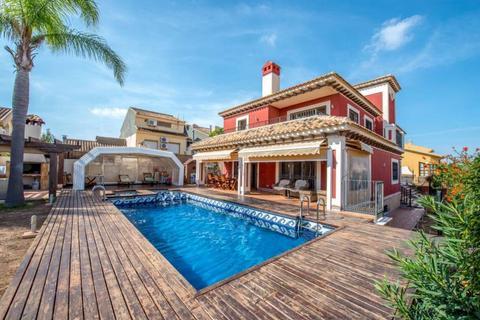 5 bedroom villa  - SANTIAGO LA RIVERA, Murcia