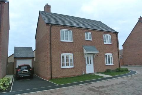 4 bedroom detached house for sale - Buttercup Close, Evesham