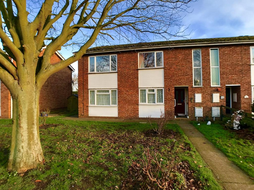2 Bedrooms Flat for sale in Severn Road, Spalding, PE11