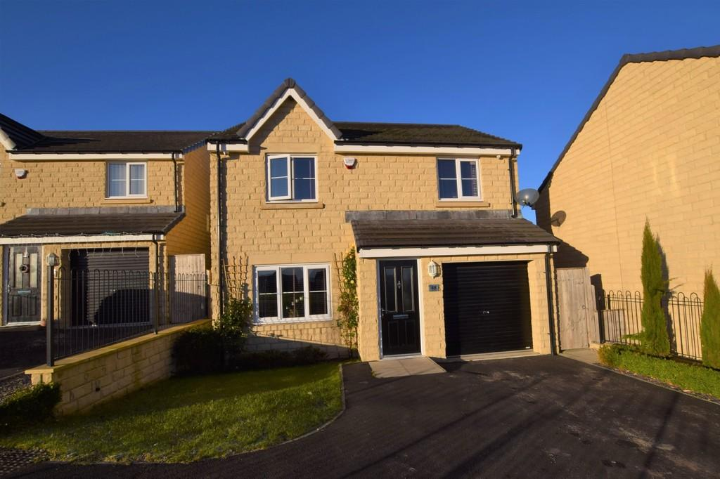 4 Bedrooms Detached House for sale in Wooler Drive, The Middles, Stanley