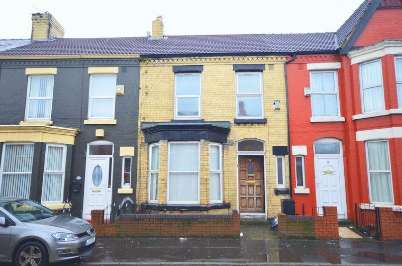 3 Bedrooms Terraced House for sale in Garmoyle Road, Wavertree