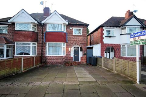 3 bedroom semi-detached house to rent - Allendale Road, Birmingham