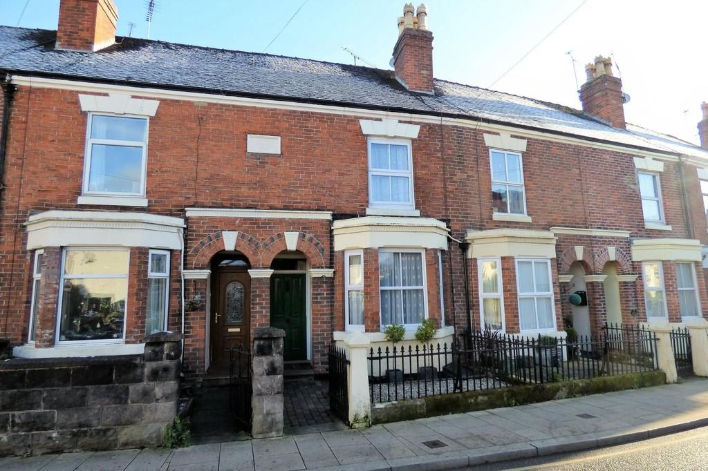 3 Bedrooms Terraced House for sale in Carter Street, Uttoxeter