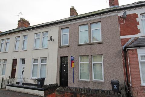 3 bedroom terraced house for sale - Radnor Road, Canton
