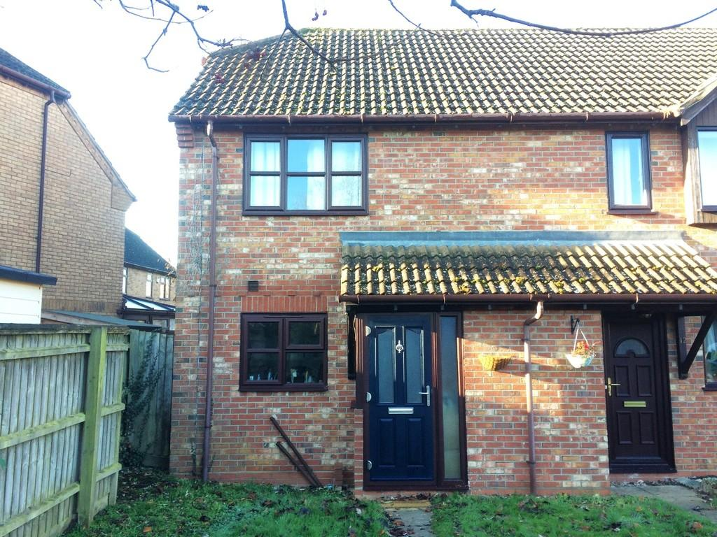2 Bedrooms Semi Detached House for sale in Baston, Peterborough