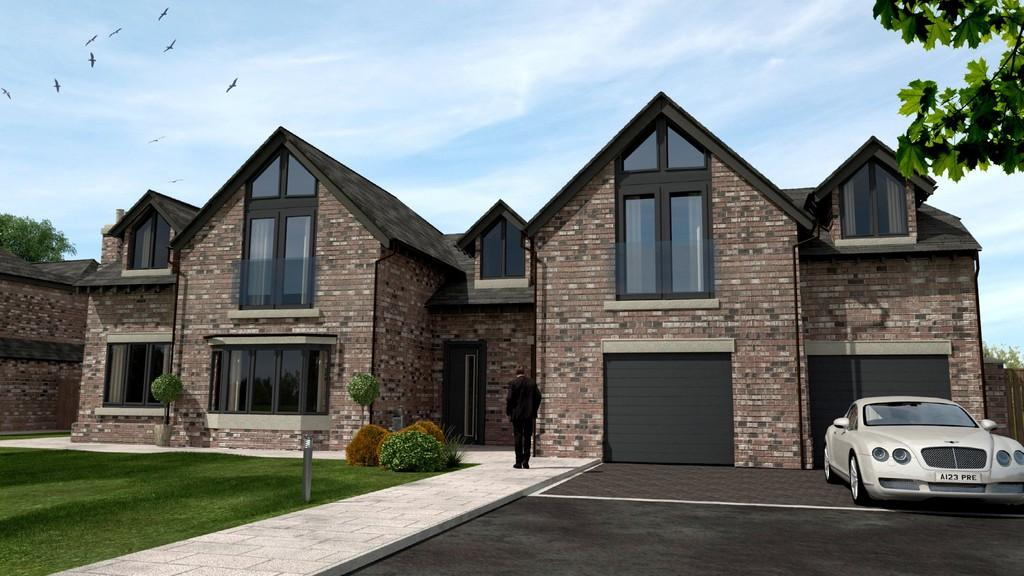 5 Bedrooms Detached House for sale in De Montford House, Haven Pastures, Henley in Arden
