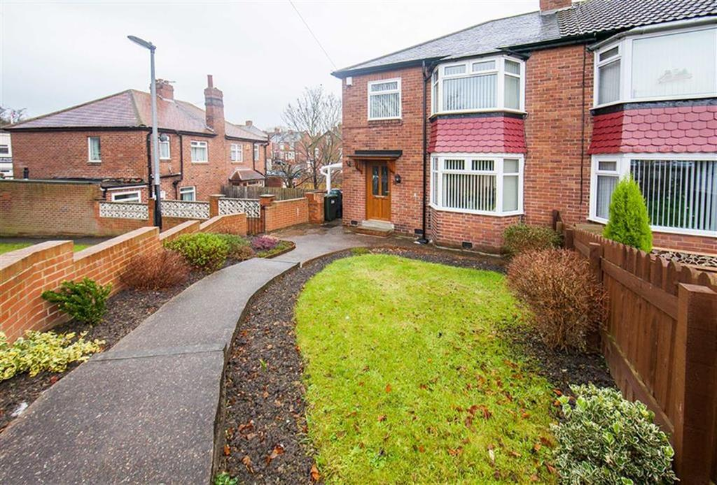 3 Bedrooms Semi Detached House for sale in The Drive, Wallsend, Tyne And Wear, NE28