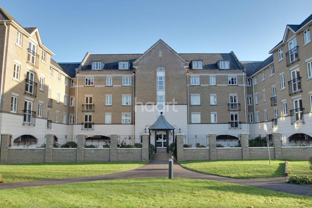 2 Bedrooms Flat for sale in Cavendish Court