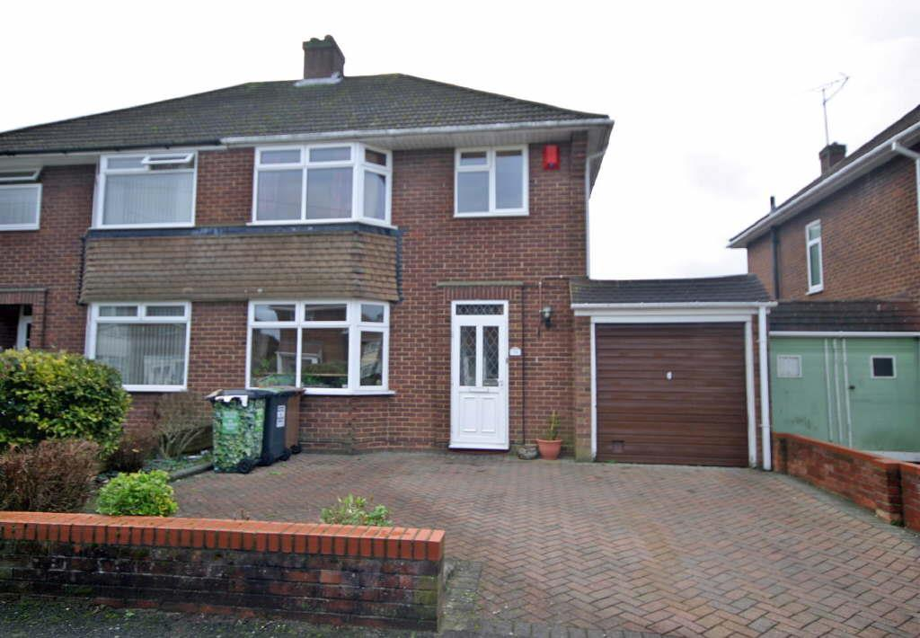 3 Bedrooms Semi Detached House for rent in Icknield Catchment