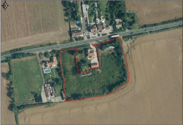 Land Commercial for sale in Burnham Road, Latchingdon, Chelmsford