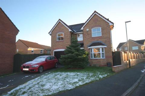 4 bedroom detached house for sale - Lordy Close, Standish, Wigan