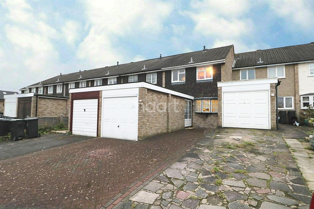 3 Bedrooms Terraced House for sale in Nevill Way