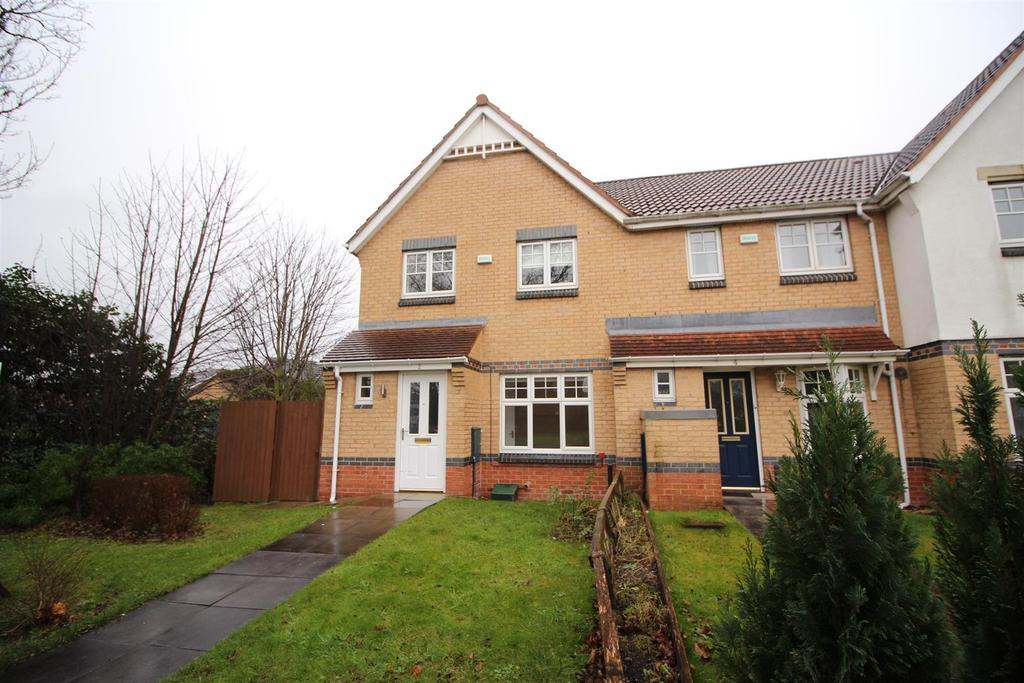 3 Bedrooms End Of Terrace House for sale in Somervyl Avenue, Newcastle Upon Tyne
