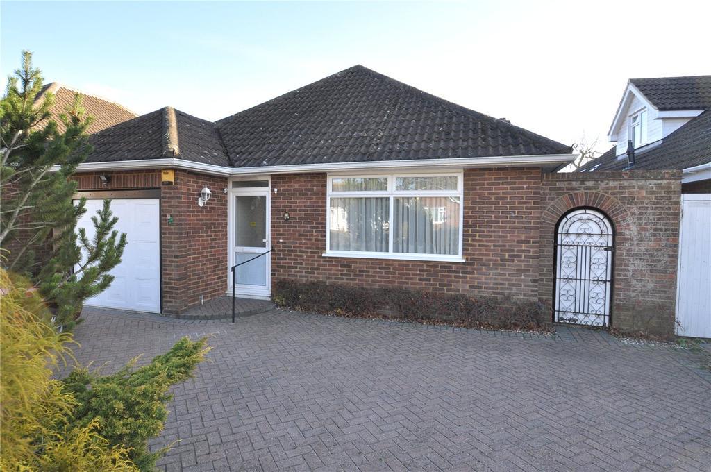 2 Bedrooms Detached Bungalow for sale in Robert Avenue, St. Albans, Hertfordshire