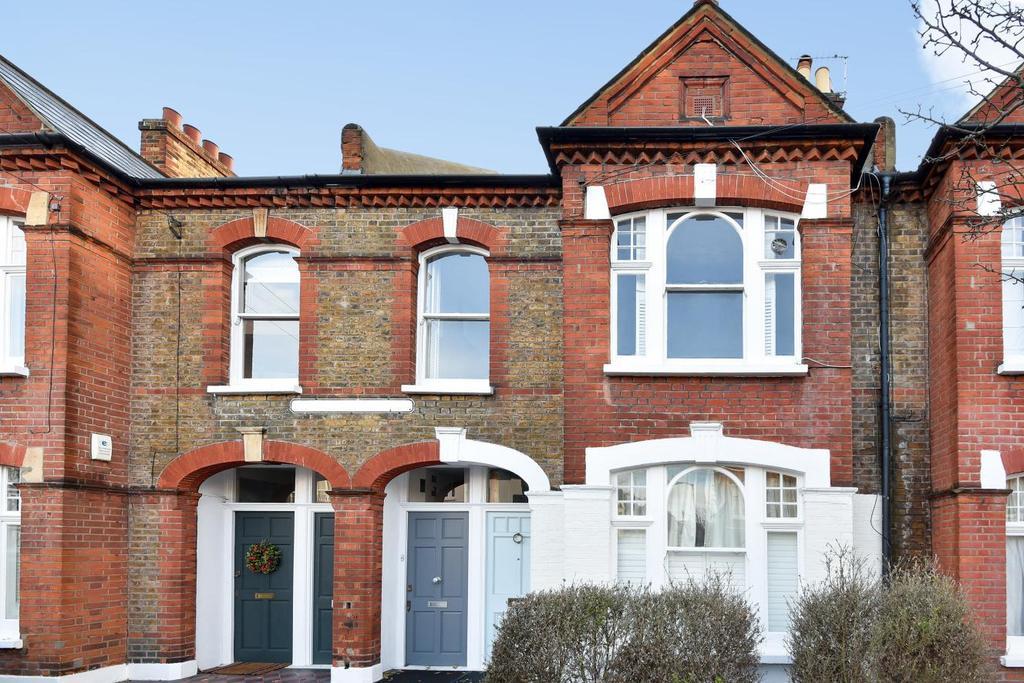 4 Bedrooms Maisonette Flat for sale in Felsham Road, Putney