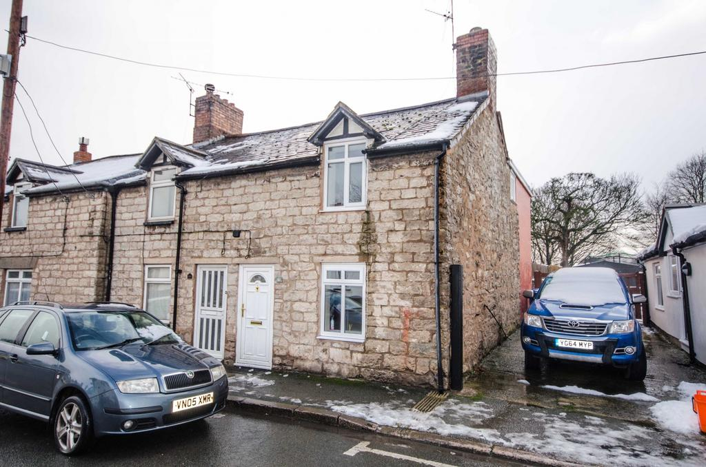 2 Bedrooms Terraced House for rent in 61 Mwrog Street, Ruthin