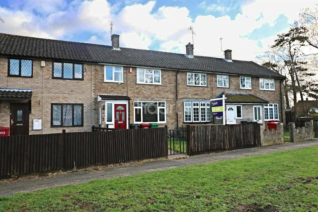 3 Bedrooms Terraced House for sale in Lynch Hill Lane, Slough