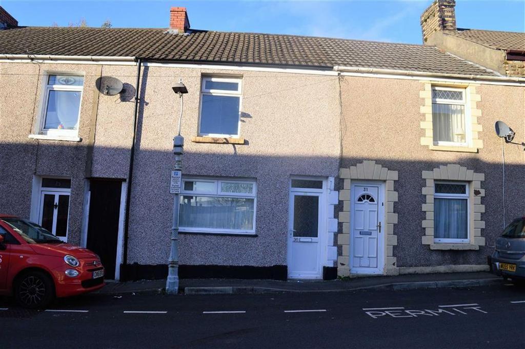 2 Bedrooms Terraced House for sale in Freeman Street, Swansea, SA5