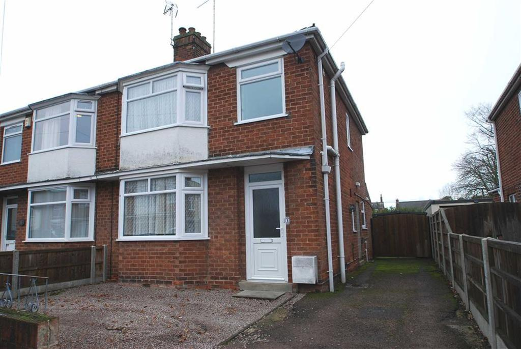 3 Bedrooms Semi Detached House for sale in Witham Gardens, Boston