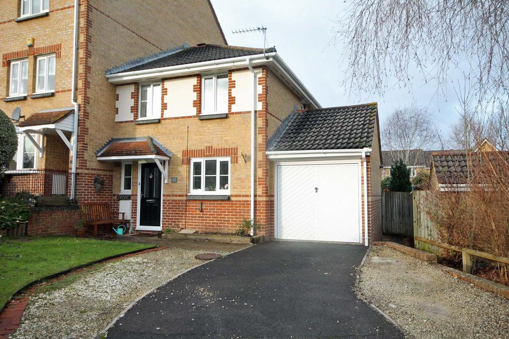3 Bedrooms End Of Terrace House for sale in Saffron Way, Whiteley PO15