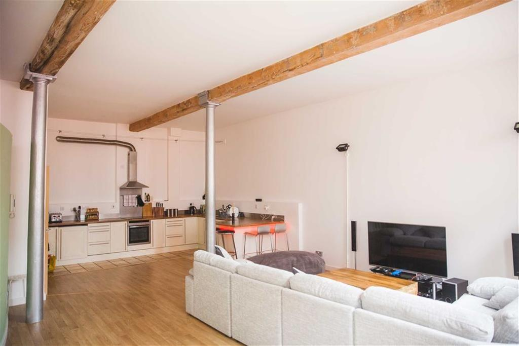 2 Bedrooms Apartment Flat for sale in King Street, Leicester, Leicestershire