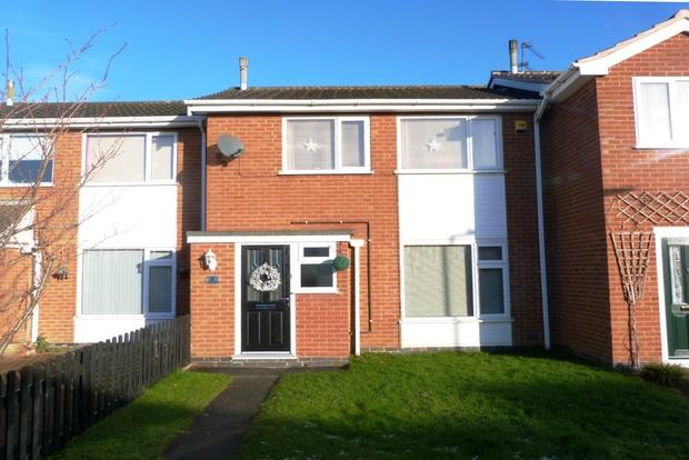 3 Bedrooms Terraced House for sale in The Wolds, East Goscote, Leicester, LE7