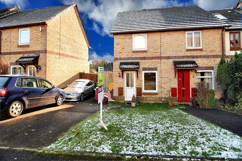 2 bedroom end of terrace house for sale - Heol Y Cadno , Thornhill, Cardiff. CF14 9EW