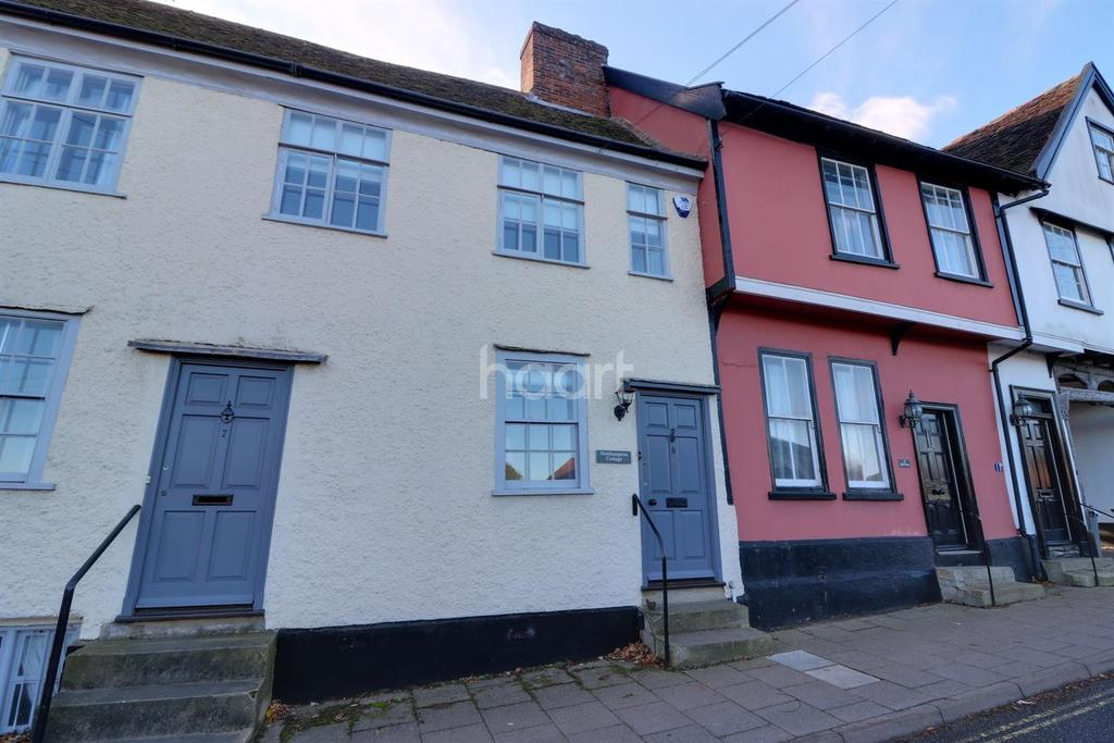 3 Bedrooms Cottage House for sale in Theatre Street, Woodbridge