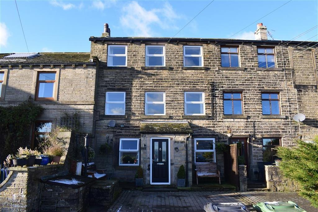 5 Bedrooms Cottage House for sale in Wellhouses, Cartworth Moor, Holmfirth, HD9