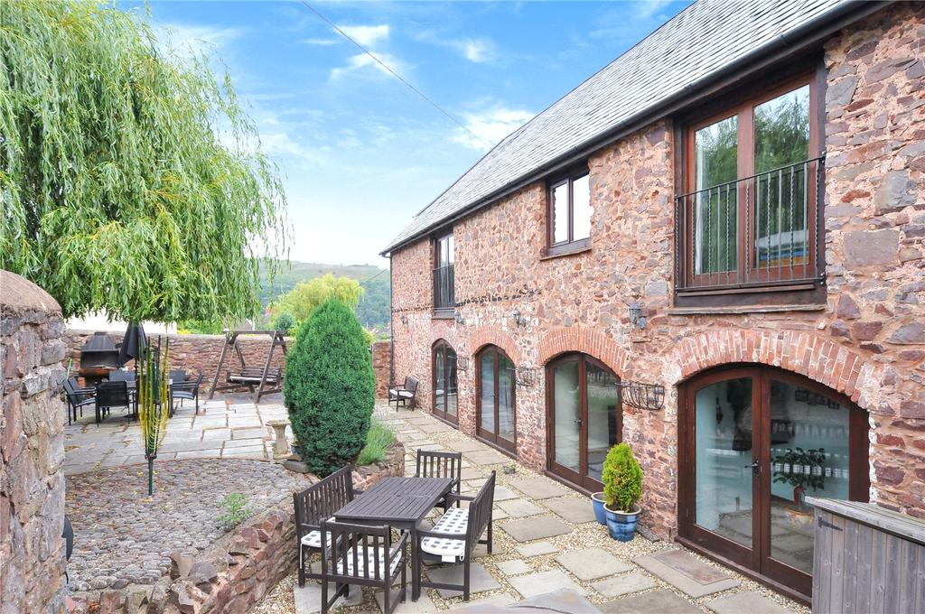4 Bedrooms House for sale in Periton Lane, Minehead, Somerset, TA24