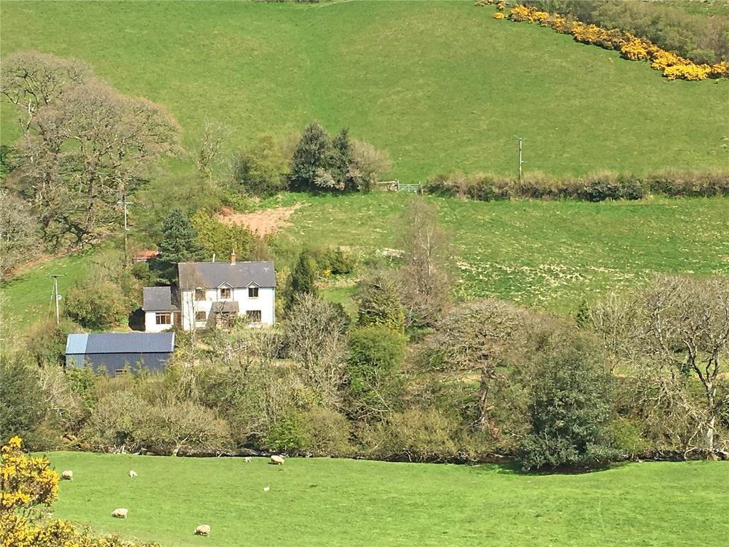 4 Bedrooms House for sale in Badgworthy Cottage, Oare, Lynton, Devon, EX35