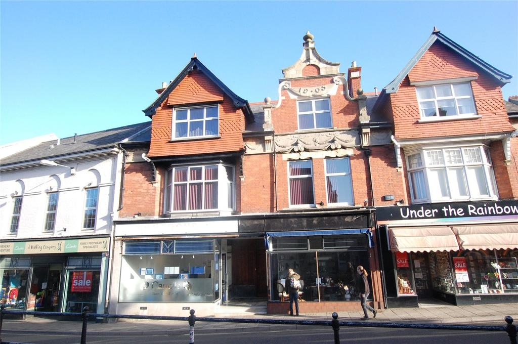 3 Bedrooms Apartment Flat for sale in Friday Street, Minehead, Somerset, TA24
