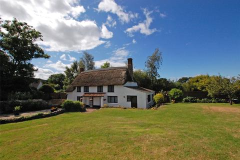 3 bedroom property with land for sale - Footlands Cottage, Orchard Road, Carhampton, Minehead, TA24