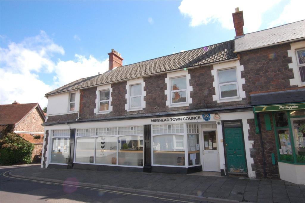 Plot Commercial for sale in Summerland Road, Minehead, Somerset, TA24